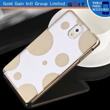 Hard phone case for galaxy for note 3 shockproof case for samsung