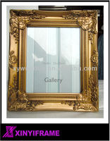 hot sale wood carved superior painting frame