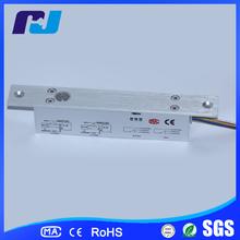 HOT!!! New design CE Narrow Door 12V Electric Bolt Lock Fail Secure
