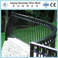 Powder coated wrought iron wall decor antique (Hebei)