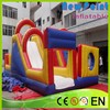 New Point PVC trampoline Factory Directly Sale Inflatable Slide