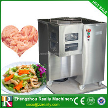 Industrial Meat Mincer Machine With Stainless Steel