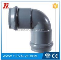 PVC-u 90 degree elbow
