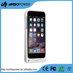 ultra thin 3500mah power bank case for iphone5