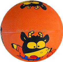 Modern manufacture size 1 rubber wholesale mini basketball