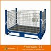 steel cage container for warehouse