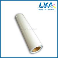 Ultra glossy transparent self adhesive vinyl film/self adhesive vinyl for fabric/3m self adhesive vinyl