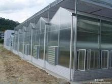 China supplier high quality 100% imported material 2 layer 10mm clear hollow lexan polycarbonate sheet greenhouse