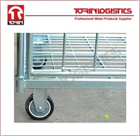 Europe Best-selling Cargo Storage Roll Container (L800*W712 mm/OEM)