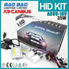 Fashionable hot sale 35w car lighting hid kit h4 xenon lamp with trade assurance