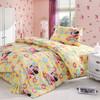 "muslin fabric T/C80/20 110*76 110"" fashion printed duvet cover sets"