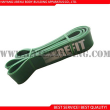crossfit resistance rubber exercise loop band
