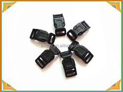 plastic side release buckle 25mm dog collar