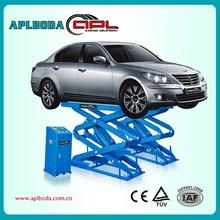 electric garage jack,scissor lift platform used