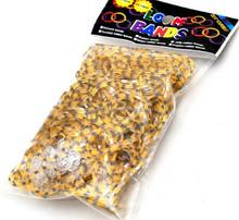 KIDS DIY TOYS Leopard Rubber Bands (24pcs S-clip or C-clip + 600pcs bands)