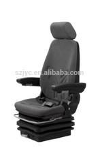 Universal de cargadoras sobre orugas yhf-07 asiento