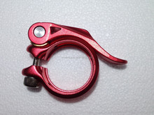 cheapest bicycle seat post clamp KC90 with various colors