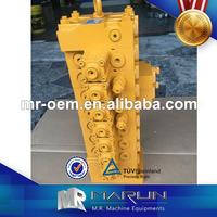 Hydraulic Control Valve PC60-7 Excavator Hydraulic Control Valve
