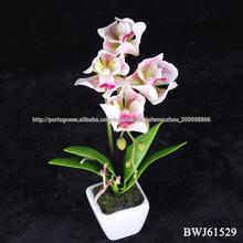 orquídeas artificiais por atacado preço barato
