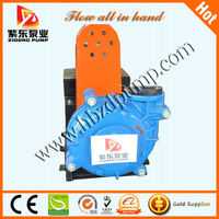 small centrifugal slurry pump for coal mining