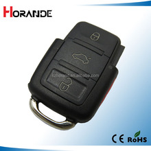 good quality keys for vw Lavida passat car remote control key 1JO 959 753 T 1JO 959 753 AM and satana key