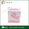 Wholesale Custom Fashion box for wedding sweets