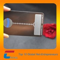 High quality business card holder metal from professional card maker