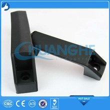 Made in china OEM cheap stainless steel bathroom door handles