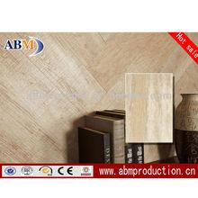 600*900mm nanmu wood floor tiles design with pictures