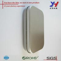 OEM ODM customized Metal colors tin pencil box/Box tin