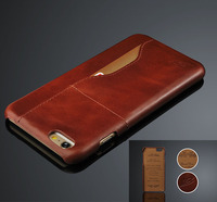 First layer cow leather mobile phone leather case for iphone 6 ,case leather for iphone 6 ,leather mobile phone case for iphone