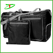 Customized foldable camping bag, folding personalized travel bags