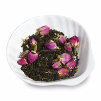 6051 number Benefit for your skin from rose gree tea for Antioxidant