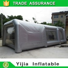 Trade Assurance portable inflatable spray booth