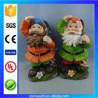Hot sell decorative seven dwarfs statues garden gnome statues