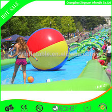 2015 new design inflatable slip and slide for adult