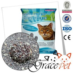New packing hot selling bentonite cat litter cat sand