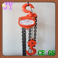 HS-VT hand chain pulley block