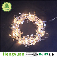 GS 20L Iron Stand Garland LED Light Christmas Decoration