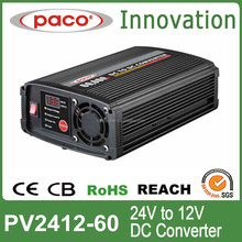 New Design Converter 24v to 12v Power with High/Low Voltage Protection DC-DC Converters