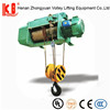 cable pulling winch machine / Durable Electric Wire Rope Hoist For Warehouse