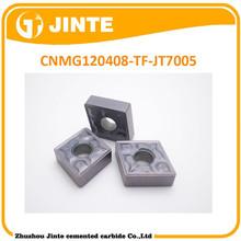 Alta calidad de inserción de carburo de tungsteno para girando made in china con precios competitivos