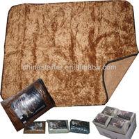 Luxury Faux Fur Beautiful Dog Bed Crate Pad Pet Cushion Mat