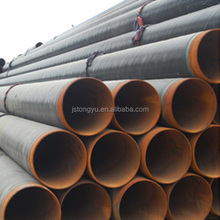 Large diameter European standard sewer Spiral Welded Steel Pipe meaning seamless pipe