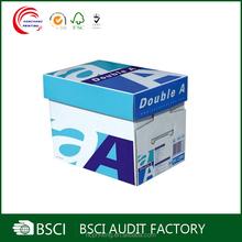 Custom logo printed durable a4 size paper box