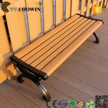 Newest cost-effective easy to clean wpc bench
