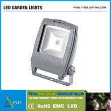 YJC-0009 IP54 10W RGB projector garden light LED RGB tubes