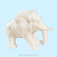 2014 New fashion souvenir gifts resin elephant sculpture