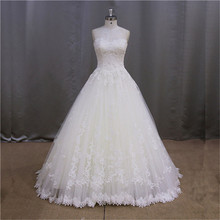 Curve top quality 2012 wedding gown sample pictures