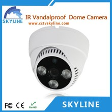 600 tvl/700tvl/800tvl HD Analog CCTV Camera,LED array camera system of China dom CCTV camera